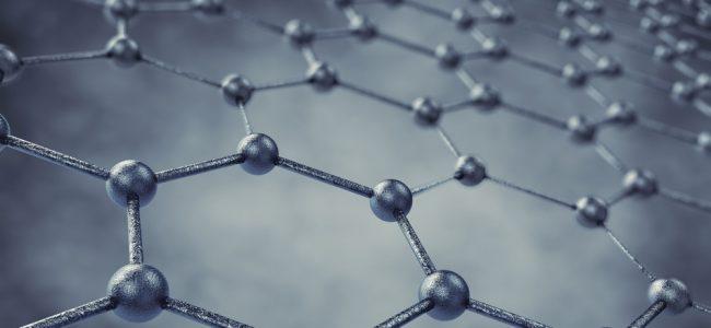graphene hexagons
