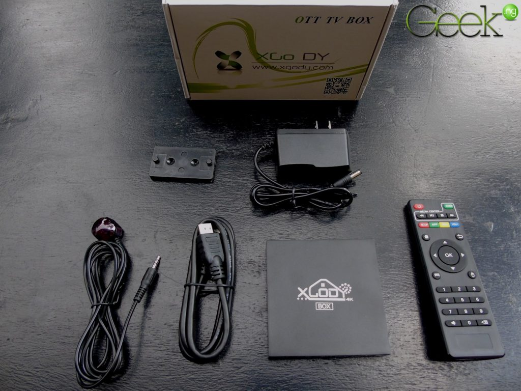 xgody x96 android tv box unboxed
