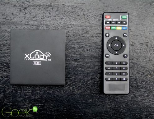 XGODY X96 Plus Android TV Box Review