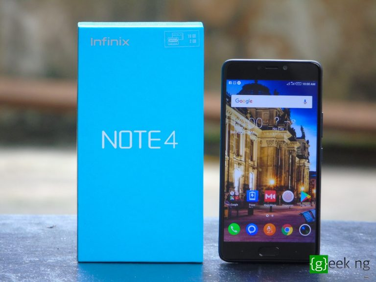 Infinix Note 4 Review: A Refined Old Wine in a New Bottle