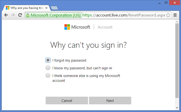 How to Reset Lost Windows 10 Password – Quick Guide