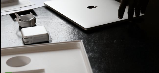 macbook pro 15-inch 2017 unboxed