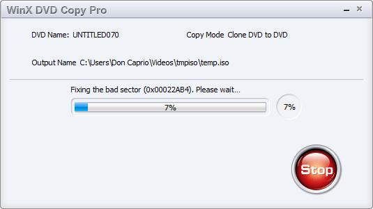 win x dvd copy pro