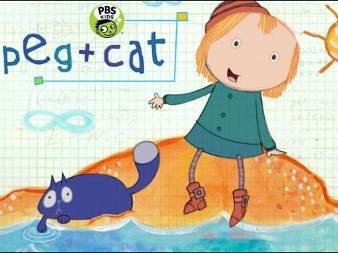 Image result for Peg + Cat: The Tree Problem