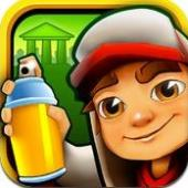 Subway Surfers App Poster Image