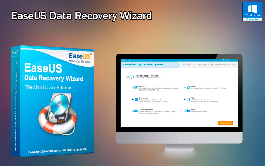 EaseUS Data Recovery Wizard - Best Data Recovery Software