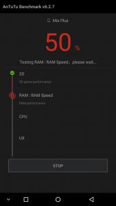 Vkworld Mix Plus AnTuTu Benchmark Testing