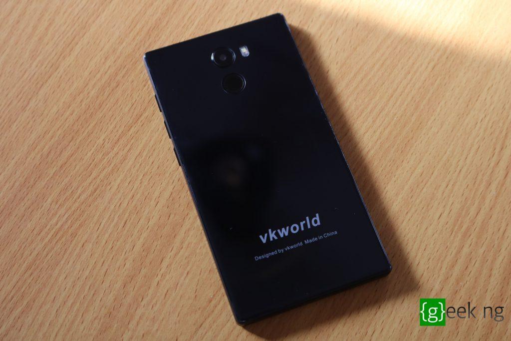 Vkworld Mix Plus Rear Design