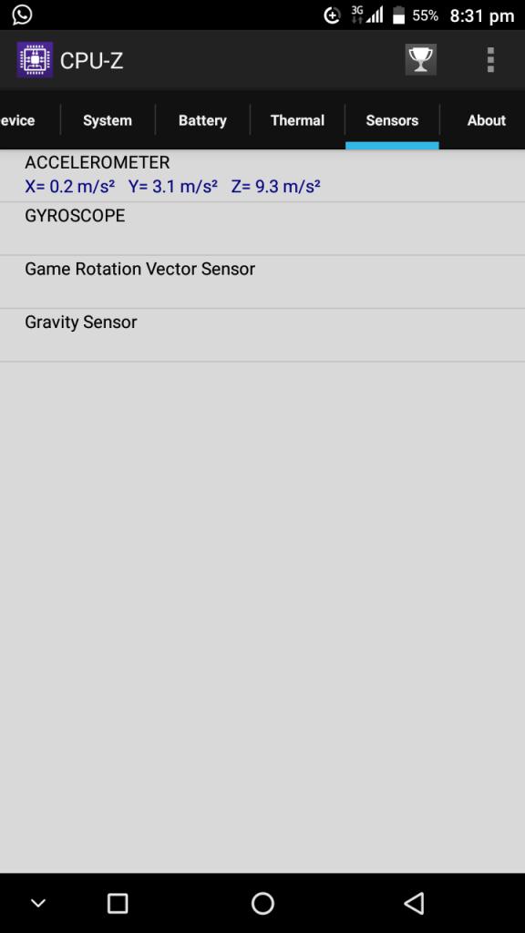 Vkworld Mix Plus Sensors