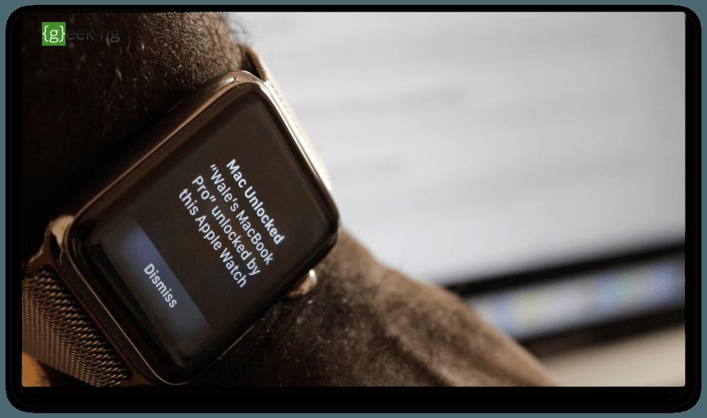 unlock macbook with apple watch