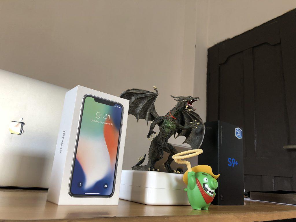 iPhone X sample photo