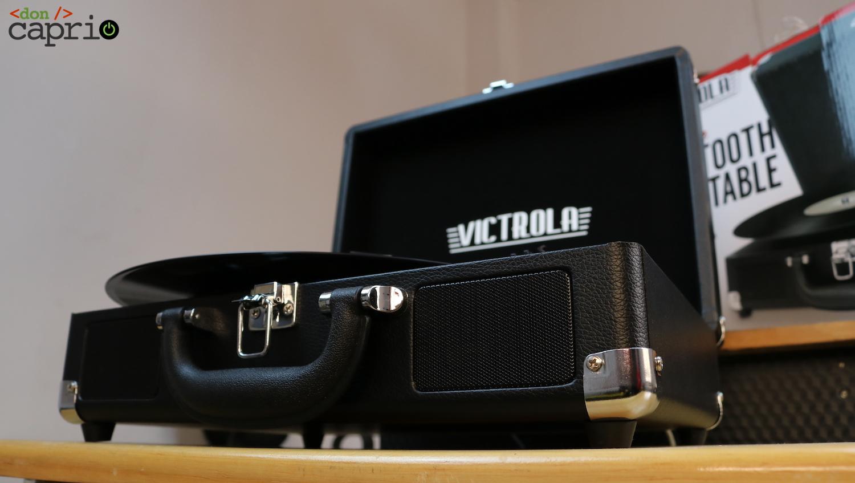victrola bluetooth turntable