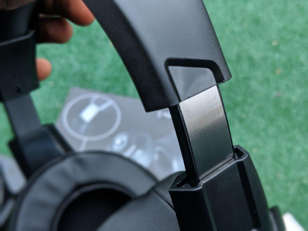 Onikuma K6 Gaming Headset Adjustable Heaband