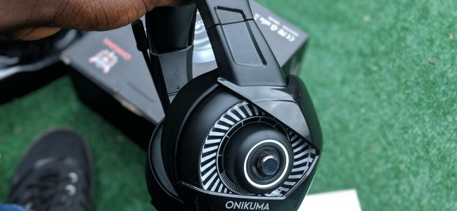 Onikuma K6 Gaming Headset Build