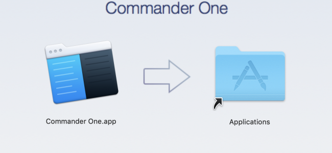 commander one