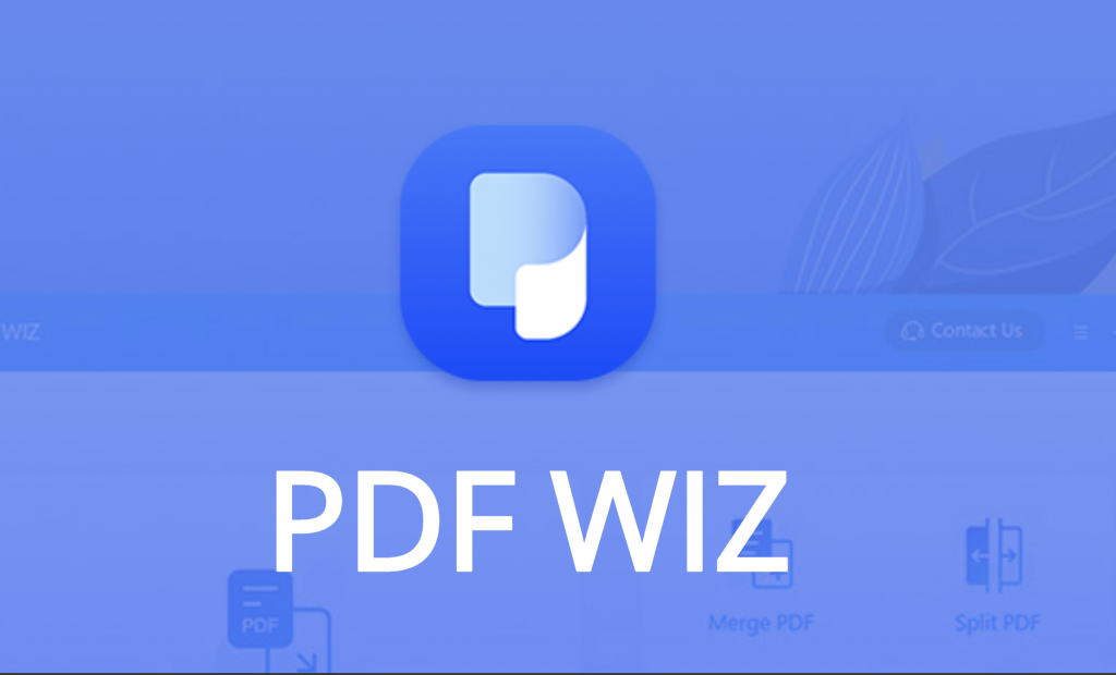 pdf wiz logo