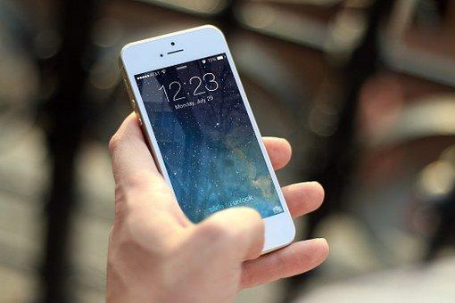 Description: Iphone, Smartphone, Apps, Apple Inc