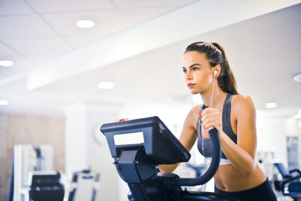 workout tech